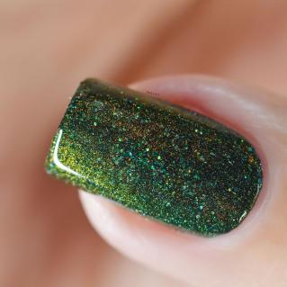 POTION POLISH ENCHANTED EVERGREEN 6