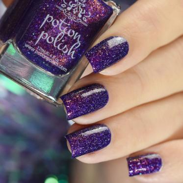 POTION POLISH SUGAR PLUM 5