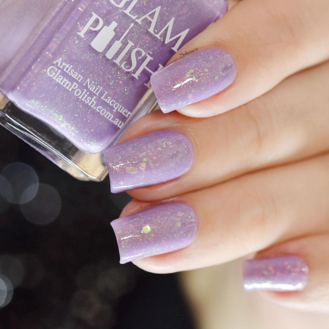 GLAMPOLISH Chase Your Dreams 8