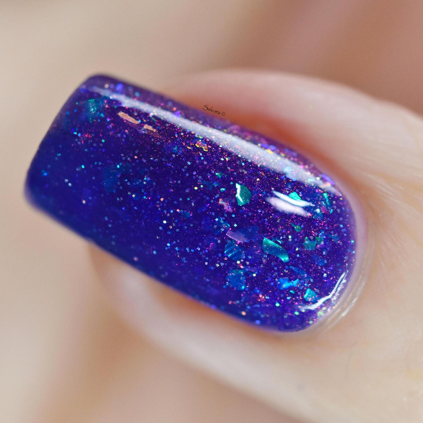 GLAMPOLISH Let Water Wash The Hex Away 2