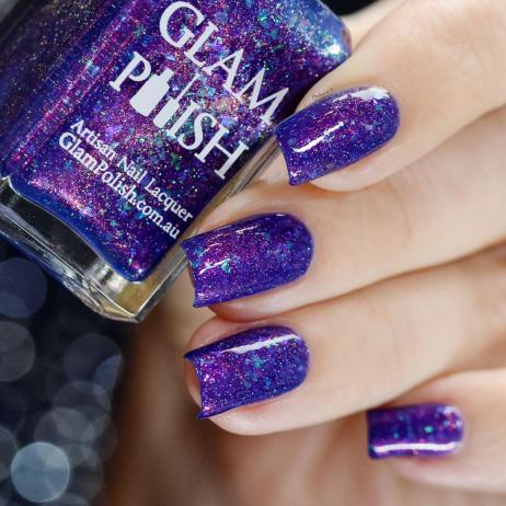 GLAMPOLISH Let Water Wash The Hex Away 6