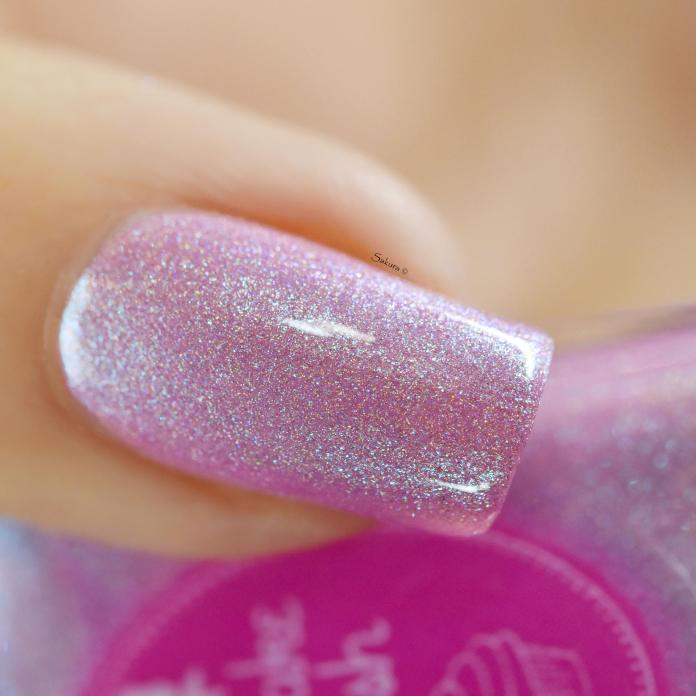 CUPCAKE POLISH SWEETEST LULLABY 3