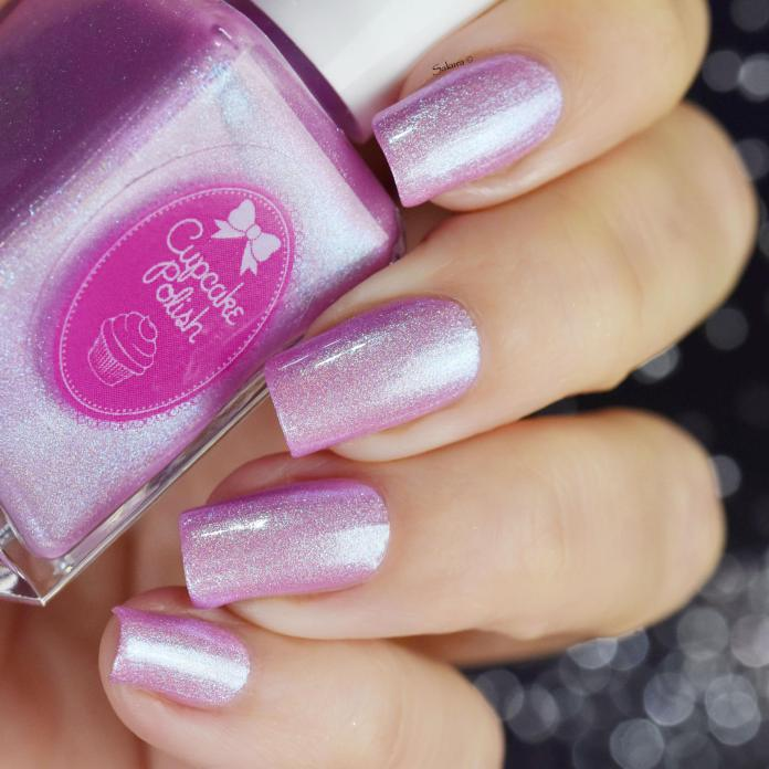CUPCAKE POLISH SWEETEST LULLABY 4