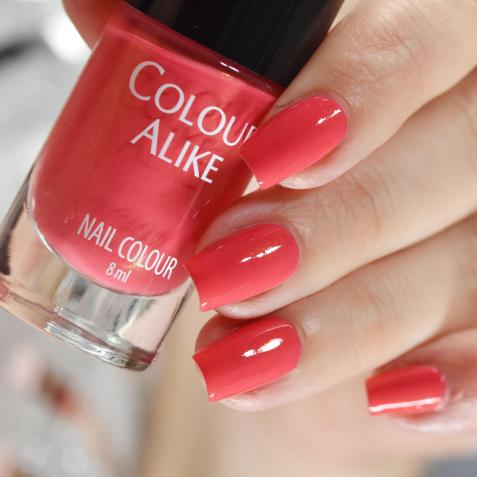 COLOUR ALIKE LIVING CORAL 7