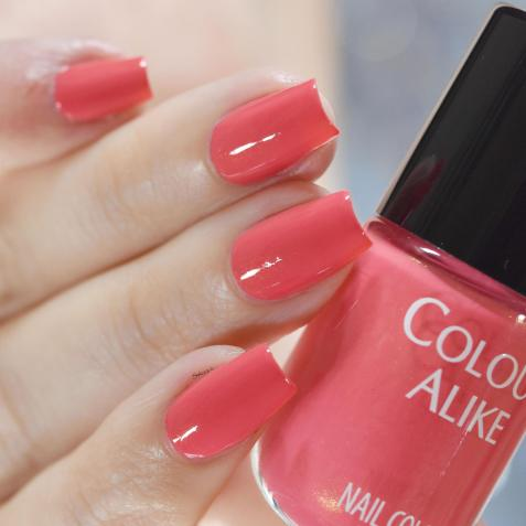 COLOUR ALIKE LIVING CORAL 9