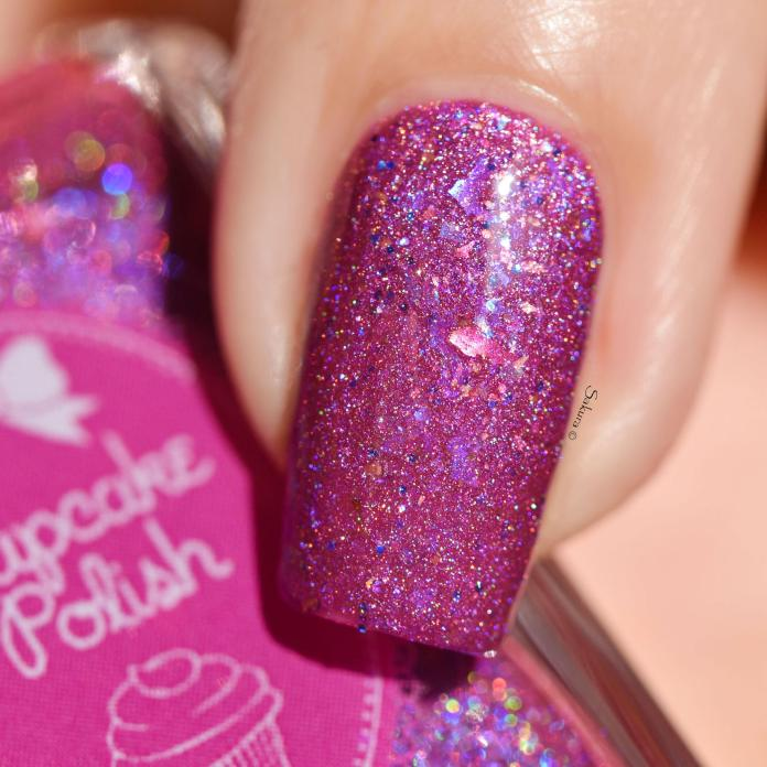 CUPCAKE POLISH WILDFLOWER CHILD 3