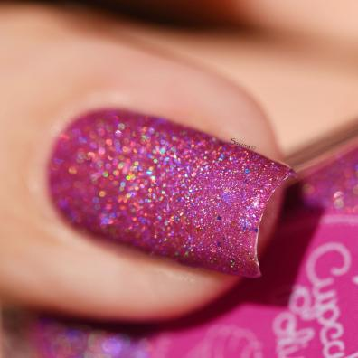 CUPCAKE POLISH WILDFLOWER CHILD 4