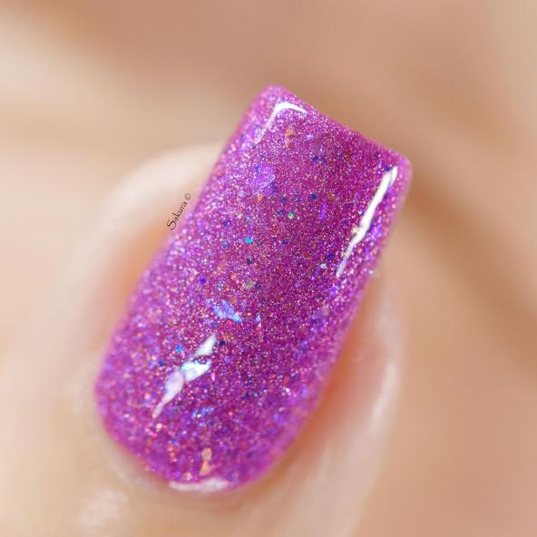 CUPCAKE POLISH WILDFLOWER CHILD 6