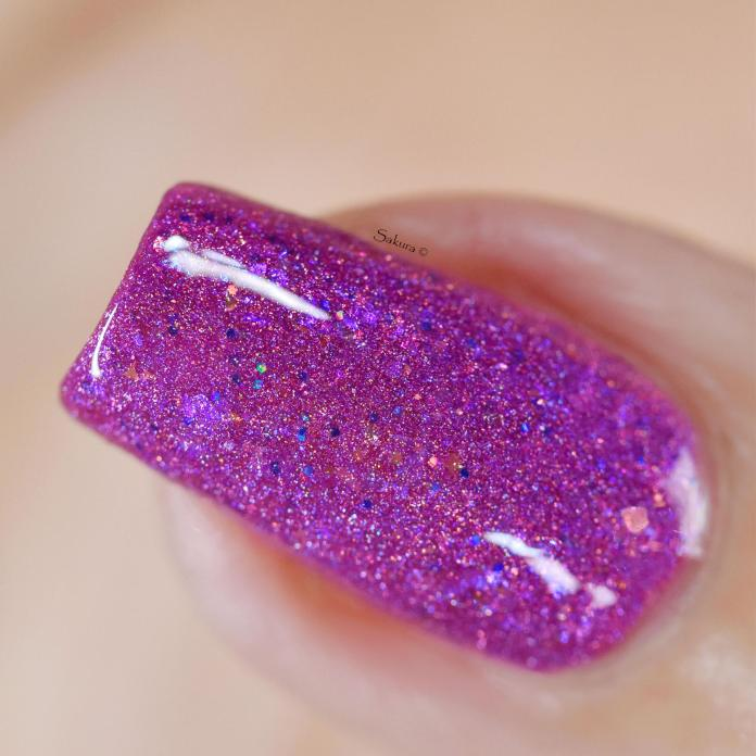 CUPCAKE POLISH WILDFLOWER CHILD 9