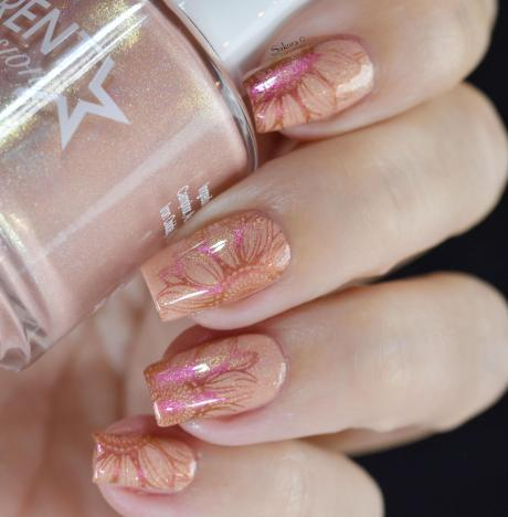 NAIL ART SOLAIRE 3