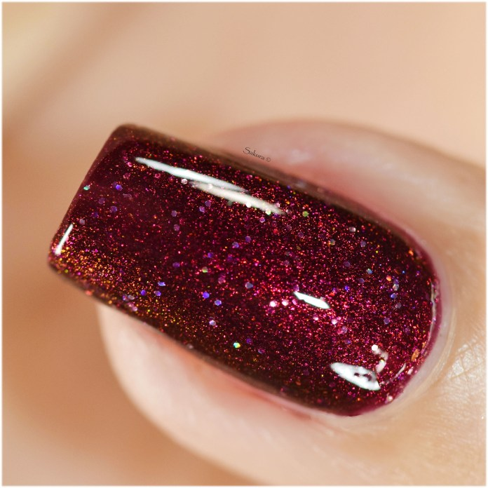 GLAMPOLISH Without Passion… We'd Truly Be Dead 3