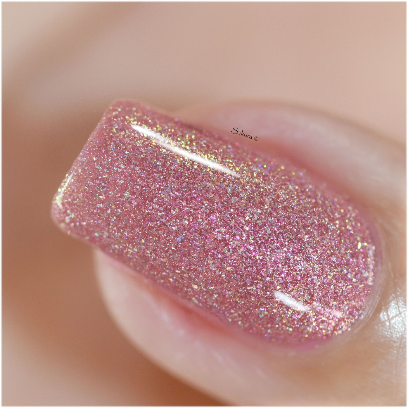 BLUSH LACQUERS COCKTAILS CAVIAR 5