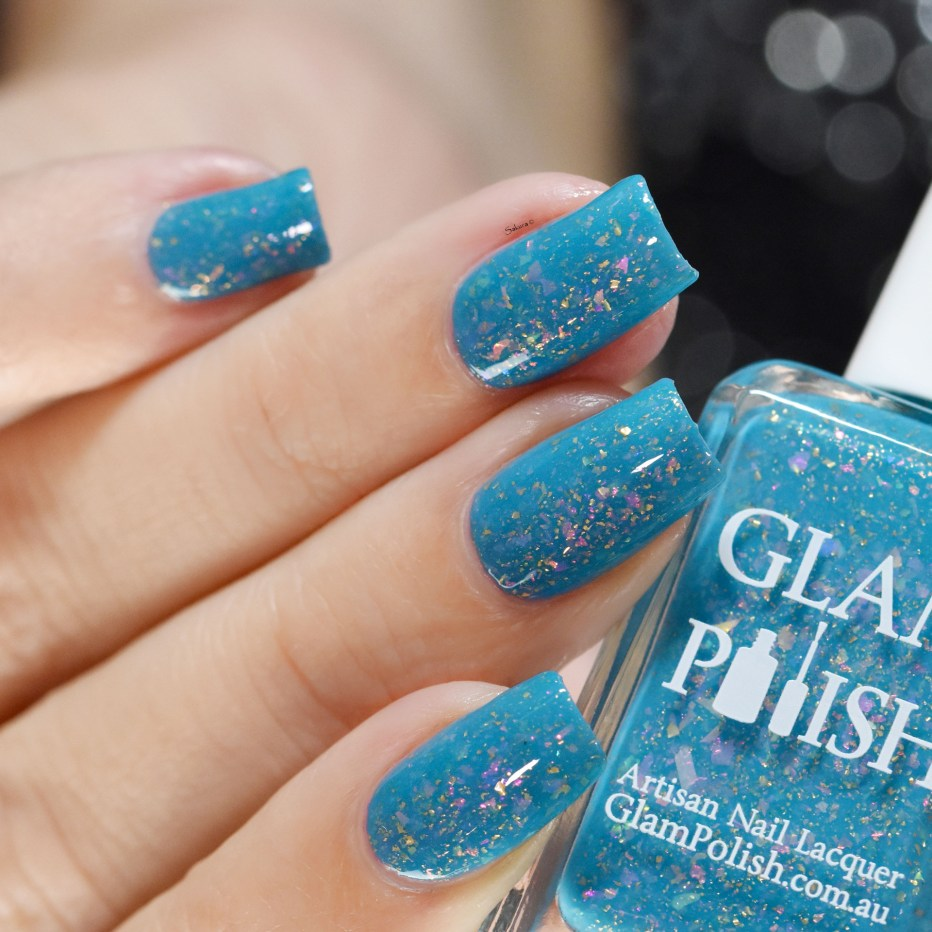 GLAMPOLISH Polyjuice Potion 8
