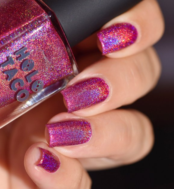 HOLO TACO Hot-Wire Pink 12