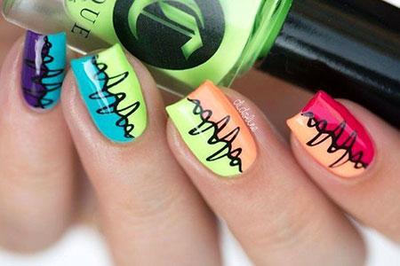 1 Funky Nail Art Ideas 2017113121