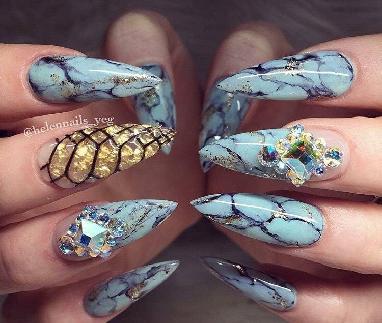 The Nail Boutique | Wacky and Wonderful Nails of Instagram