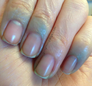 Whiten Nails Baking Soda Peroxide Before