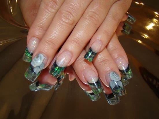 3D nail designs