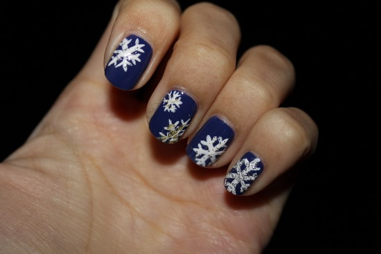 Winter Nail Art Ideas