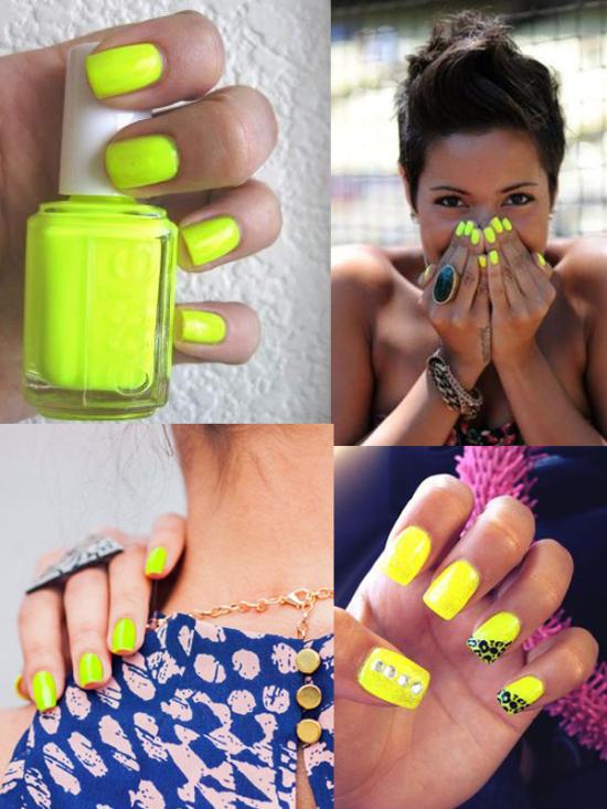 neon nail art15