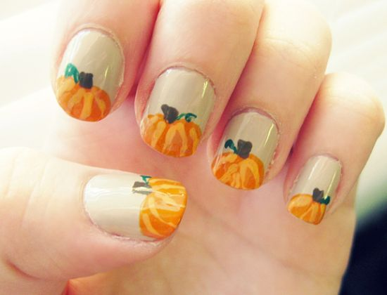 Nail art tutorials