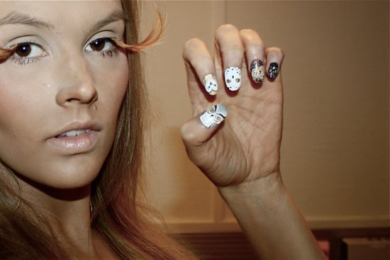Owl Nails