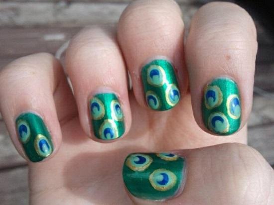 animal nail36