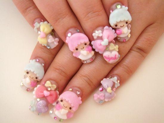 Japanese Nail Designs