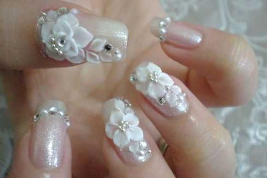 3D Nail Art