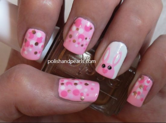 Nails Art: 39 Rocking Easter Nail Art Designs