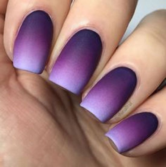 Awesome Glitter Nail Art Pens Tall All About Nail Art Solid How To Dry Nail Polish Easy Nail Art For Beginners Step By Step Old Nail Polish And Pregnancy GreenNail Fungus Finger 37 Amazing Purple Nail Designs | Nail Design Ideaz