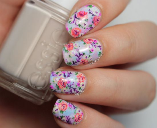 Excellent Nail Art Designs Using Toothpicks Tiny Best Product For Nail Fungus Square Nail Art Pointed Nail Art Design Flowers Young Dr Remedy Nail Polish Reviews DarkNail Polish Box Storage 39 Stylish Pastel Nail Designs For 2016 | Nail Design Ideaz