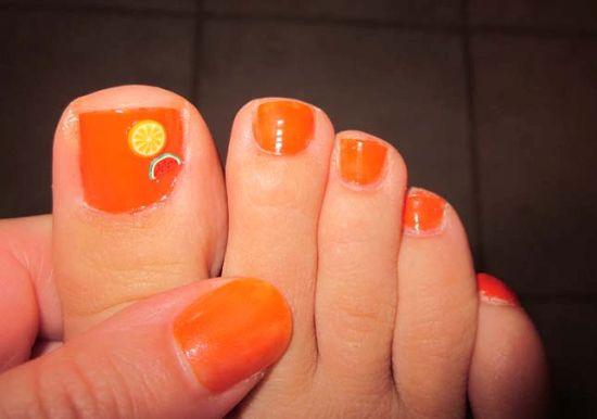Pedicure Nail Designs