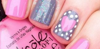 pink-heart-with-white-dotted-nails