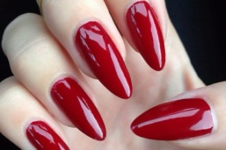 Image result for red nail polish