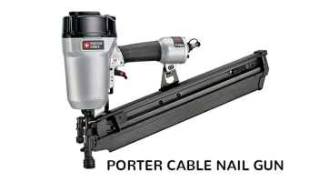 porter cable nail gun troubleshooting