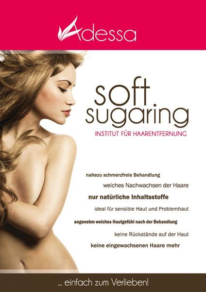 Sanfte Haarentfernung durch soft sugaring