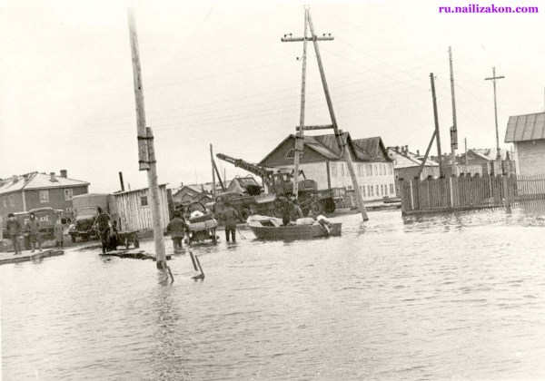 Старые фото Нарьян-Мара - Old photos of Naryan-Mar