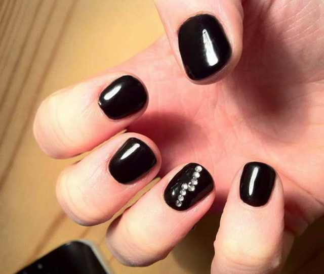 Cute Shellac Nail Designs