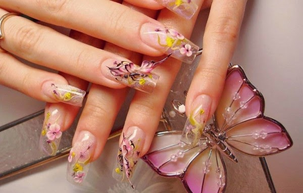 Easy Nail Art Designs Step By Pertaining To Trends