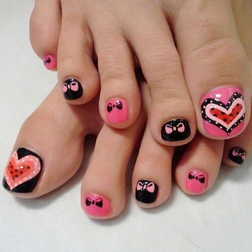 Nail Designs For Feet 3c39936f5dc1f44e102245d9401c749b