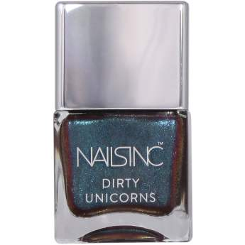 Image result for Nails inc Dirty Unicorns Shake That Tail Nail Polish