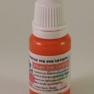 Pure Ink Orange