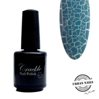 Crackle nail polish 08 pastel green