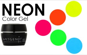 Artgenic Neon Colour Gels