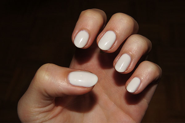 White Nail Polish Best Brands Opi Designs Trend S On Dark Skin