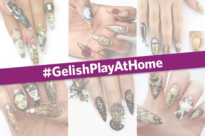 Gelish Play At Home
