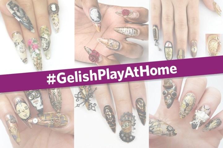Gelish Play At Home