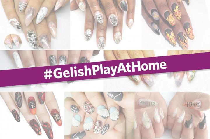 Gelish Play At Home Week 5