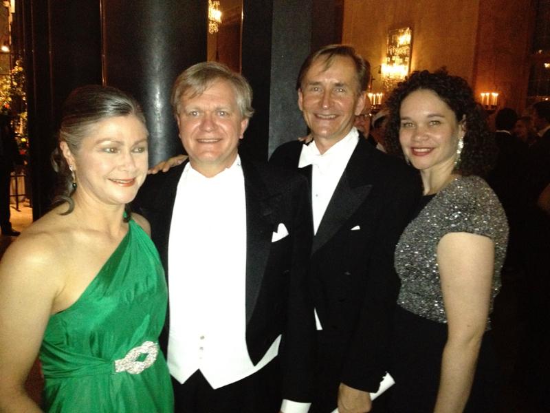 High-Z Stockholm, Nobel Prize Ceremonies